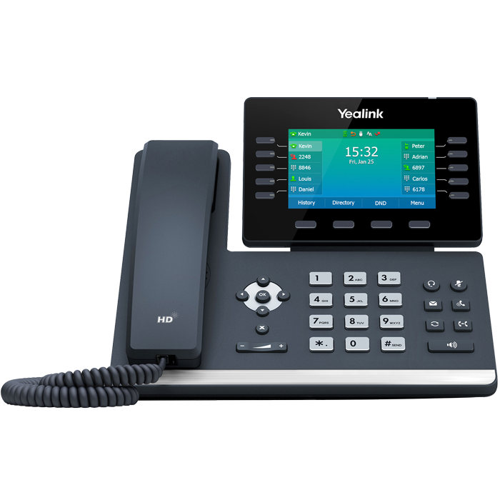 Yealink T54W IP Phone by Voiceopia